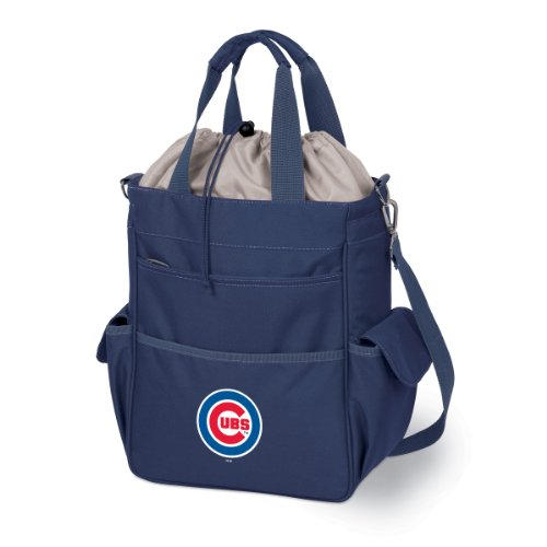MLB Chicago Cubs Activo Insulated Cooler Tote by PICNIC TIME