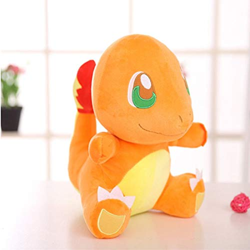 PampasSK Stuffed & Plush Animals - Plush Toy Squirtle Bulbasaur Charmander Toys Sleeping Pillow Doll for Kid Birthday Boys Girls Gifts Pikachu Anime 1 -