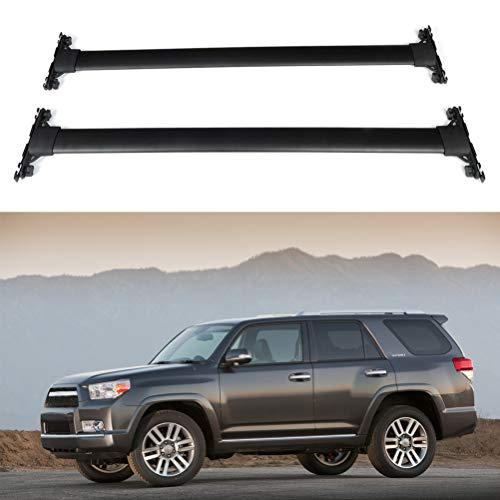 Summit Roof Bars For Cars With Running Rails Toyota Rav-4 5 Door 13-16