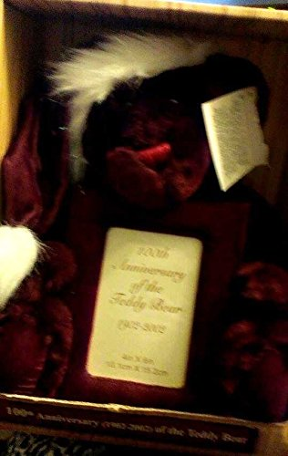 100th Anniversary of the Teddy Bear- Teddy Roosevelt Bear 1902-2002