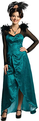 Oz Costumes Theodora (Rubie's Costume Disney's Oz The Great and Powerful Evanora Necklace, Green/Black, One Size)