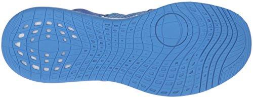 Adidas Womens Prestazioni Pureboost Scarpa X Formazione Grassetto Blu / Blu Ray / Vapori Tessuto Verde