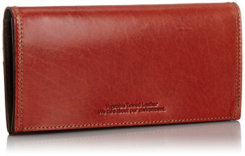 wallet wallet Brick style antique LONDON KATHARINE leather HAMNETT long Ixpq80IEwt