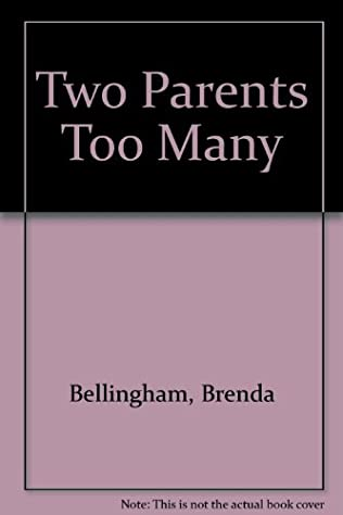 book cover of Two Parents Too Many