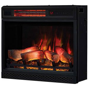 Classic Flame 23? 3D Electric Fireplace Insert 23II042FGL from Twin-Star International