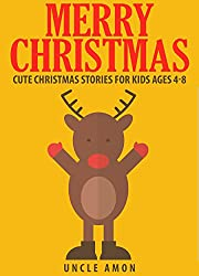 Children's Book: Merry Christmas (Perfect for Beginning Readers and Bedtime Stories): Cute Christmas Stories for Kids, Christmas Jokes, and Christmas Coloring ... Books for Children) (English Edition)