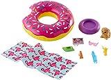 Barbie Donut Floaty Playset