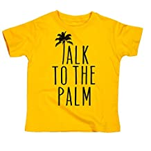 Talk to the Palm - Youth Short Sleeve Tee Shirt
