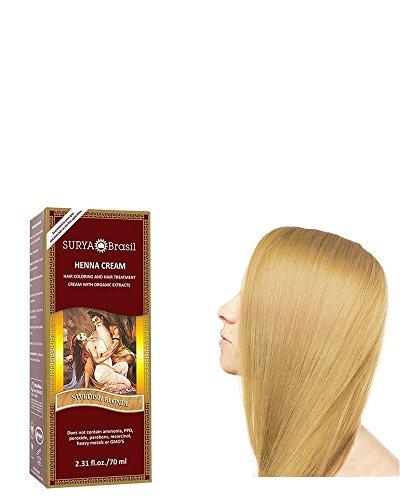 a029e8bd43f18 Surya Brasil Henna Cream Hair Coloring Mahogany -- 2.31 fl oz - Buy ...