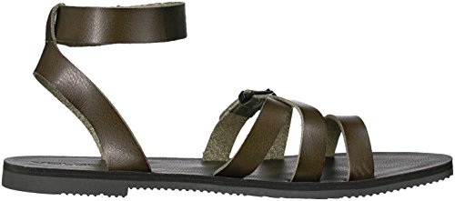 VolcomAllison Allison Green Army Mujer Sandalias Sandal para Verde Combo fwq7frp
