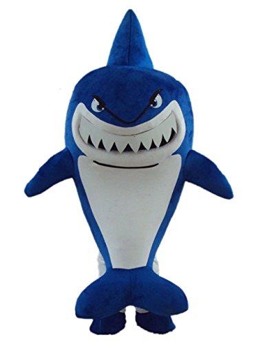 Shark Adult Unisex Animal Funny Cosplay Mascot Costume (Large)