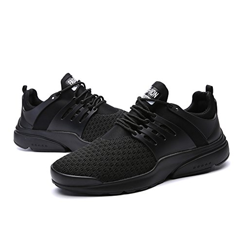 d576bef4b9 Leader Show Men s Casual Breathable Sports Shoe Athletic Lace Up Fashion  Sneakers (11