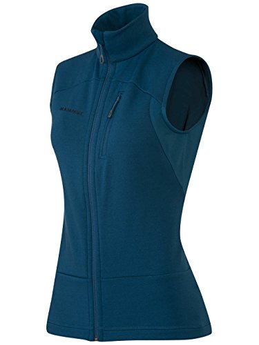 Mammut mujer chaleco Aconcagua orion blue 5325