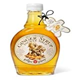 The Ginger Party - Ginger Syrup - 237ml
