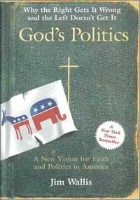 God's Politics - A New Vision for Faith and Politics in...