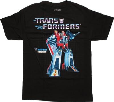 Transformers Starscream G1 T-Shirt