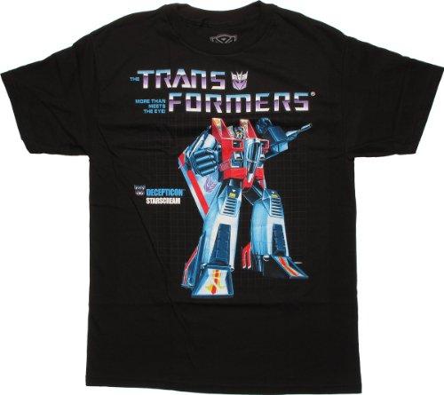 Starscream Shirt - 1