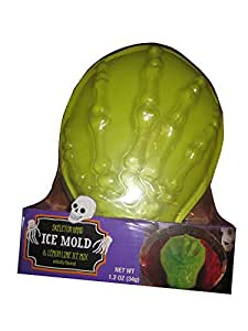 Skeleton Hand Ice or Gelatin Mold