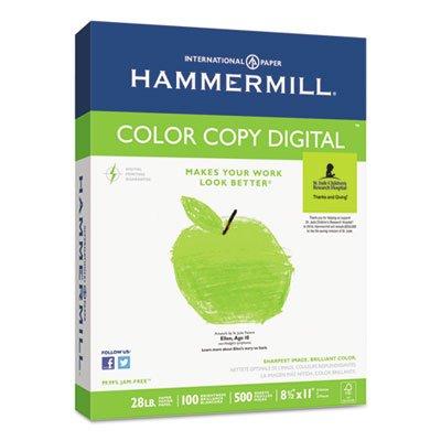 Copy Paper, 100 Brightness, 28lb, 8 1/2 x 11, Photo White, 500/Ream, Total 8 RM, Sold as 1 Carton