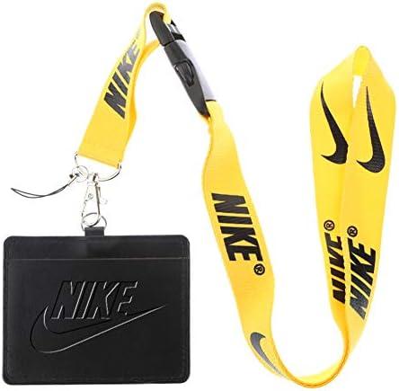 Amazon.com: Nike - Soporte para tarjetas de identificación ...