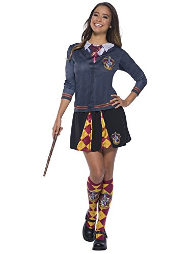 Rubie's Costume Co Harrypotterskirt, Gryffindor, Adult ()
