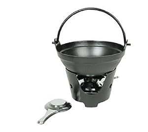 Aluminium Alloy Shabu Shabu Nabe Hot Pot And Stove Irpa004 S-3432