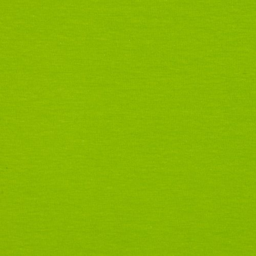 Riley Blake Jersey Knit Solid Lime Fabric By The Yard by Riley Blake Designs