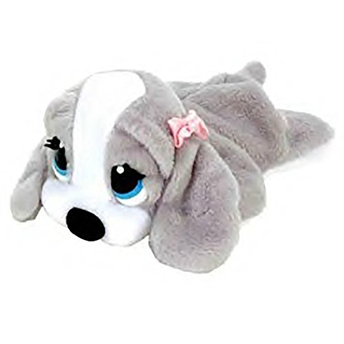 Sad Sam's Honey Plush Basset Hound Stuffed Toy