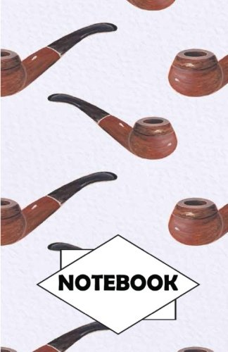 Notebook: Dot-Grid,Graph,Lined,Blank Paper : Pipes : Small Pocket diary 110 pages, 5.5