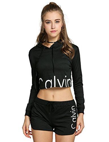 Fanala Sleeve Exposed Sportswear Sleepwear