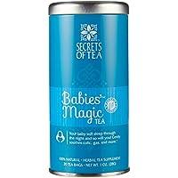Cólico: Baby dormirá a través de la noche y por lo que usted/Babies 'Magic té es una debe tener para cada Mom