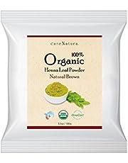 100% Organic Henna Leaf Powder (Neutral Brown) 3.5oz (100g)