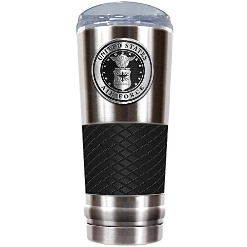 United States Air Force - Seal 20oz Vacuum Insulated Travel Tumbler