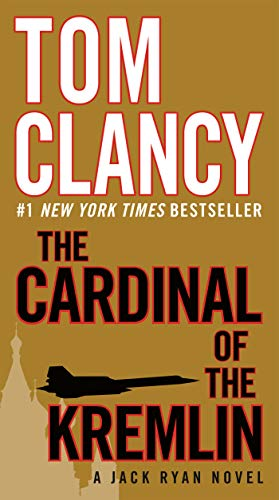 The Cardinal of the Kremlin (A Jack Ryan Novel Book 5)