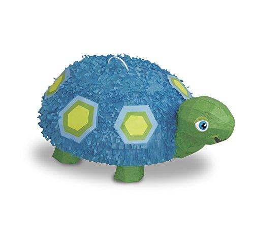 Unique 66285 Blue Turtle Pinata