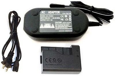AC Adapter ACK-E10 for Canon EOS Rebel T3 T5 ac, Canon EOS 1100D ac, Canon EOS 1100DKISB ac, Canon EOS 1200D ac