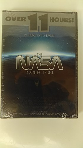 NASA COLLECTION VOLUME ONE : 21 FILMS, OVER 11 HOURS OF CONTENT WITH SECURITY SEAL by ST. CLAIR VISION