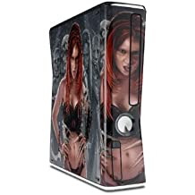 Deadland Decal Style Skin for XBOX 360 Slim Vertical (OEM Packaging)