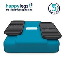Happylegs: La Auténtica Máquina de Caminar Sentado con 3 Velocidades. Sistema Patentado Oficial fabricado en España
