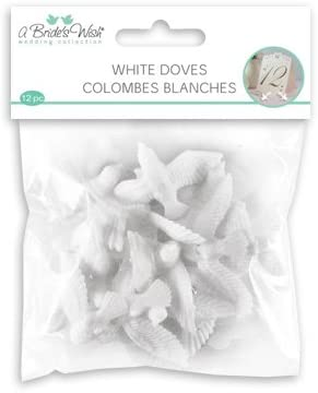 Multicraft Imports B005807X5W White Doves