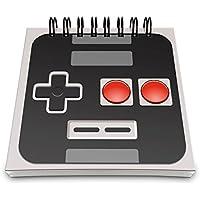 Bloco de Anotações Joystick 8 bits