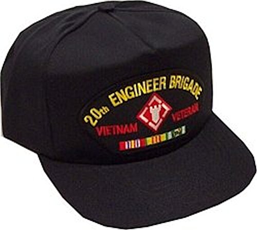20th Engineer Brigade Ballcap-Vietnam -