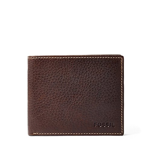 Price comparison product image Fossil Lincoln Bifold Brown Ml3567