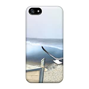 Anti-scratch And Shatterproof Sweet Little Mermaid Phone Cases For Iphone 5/5s/ High Quality Cases