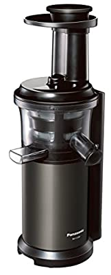 Panasonic Slow Juicer VITAMIN SERVER MJ-L600-H (Graphite Gray)?Japan Domestic genuine products??Ships from JAPAN?