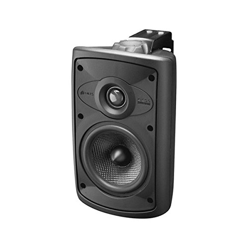 Find a Niles OS5.5 Black (Pr) 5 Inch 2-Way High Performance Indoor Outdoor Speakers.