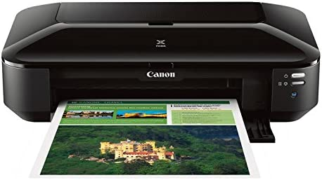 CANON PIXMA IX6820 WIRELESS BUSINESS PRINTER WITH AIRPRINT AND CLOUD COMPATIBLE, BLACK