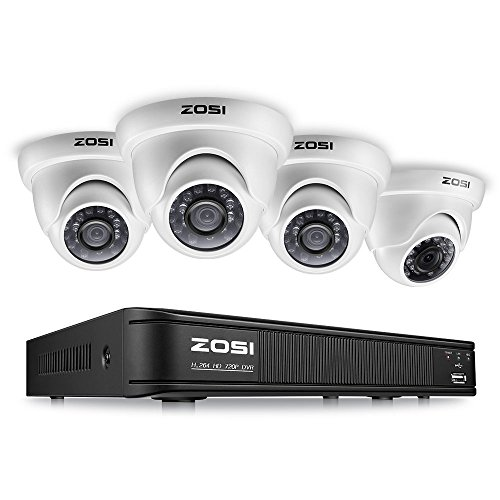 ZOSI 8 Channel Security Surveillance Weatherproof product image
