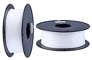 PVA Filament, 1.75mm or 3.00mm Diameter,0.5kg/1.1lbs/