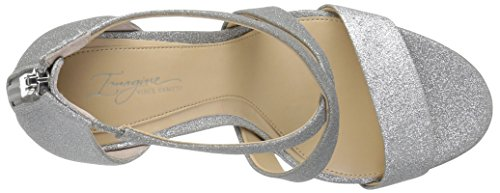 Sandal Camuto Heeled Platinum IM Women's Vince Pascal p6xXqad
